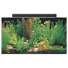 "SeaClear 50 gal Acrylic Aquarium Combo Set, 36 by 15 by 20"", Black, New, Free Sh"