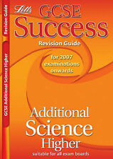 Additional Science Higher (GCSE Success Revision Guides), Hannah Kingston, Emma