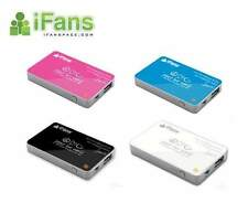 iFans Portable 3500mAh USB Power Bank Battery Charger Pack- iPhone Samsung Nokia