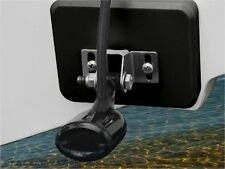 Stern Saver glue-on transducer mounting system for Ranger bass boats