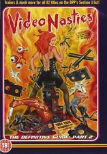 VIDEO NASTIES GUIDE PART 2 - 3 DISC DVD BOXSET - LIMITED 6666