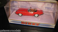 MATCHBOX DINKY 1.43  DY-18 1968 JAGUAR E TYPE MK 1 1/2 RED  GREAT LOOKING MODEL