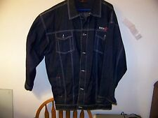 Roc.A.Wear The Collection USA Size 3XL Jean Jacket Gangster