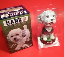 HANK The DOG MILWAUKEE BREWERS Bobble Head MLB Baseball Mascot SGA Vtg 2014 14'