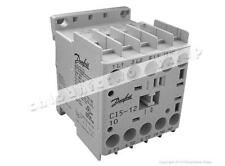 Contactor, coil Danfoss CI 5-12, 3.3/5.5 kW, 24V DC, 037H350702 additional conta