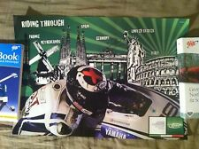 Jorge Lorenzo Signed Poster Autographed