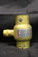 Vintage (33)(G) 1940's - 1950's Inline Thermostat Water Heater Control Valve