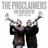 The Proclaimers - Very Best Of (25 Years 1987-2012, 2013) 2 x cd