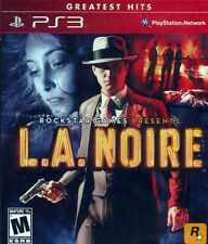 L.A. Noire (Greatest Hits) New Playstation3
