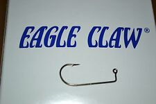 EAGLE CLAW 570 BRONZE JIG HOOK #1/0 100 PER PACK CRAPPIE DO IT MOLDS JIG HEADS