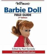 Warman's Barbie Doll Field Guide 2nd Edition Softcover  (2009)