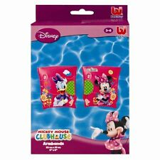 Minnie Mouse Daisy Mickey Clubhouse ARMBANDS Swimming Pool Holiday Garden PINK