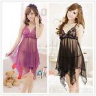 Women Lace Sexy Lingerie Nightwear Dress Underwear Babydoll G-String Sleepwear