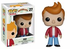 Funko Pop! Animation Futurama Fry Licensed Vinyl Figure