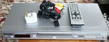 PANASONIC DVD / CD PLAYER MODEL DVD S27 WITH REMOTE AND MANUAL