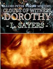 Clouds of Witness by Dorothy Sayers (2014, Paperback)