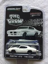 1:64 GreenLight *BIG CHIEF THE CROW from STREET OUTLAWS* Pontiac GTO Drag Car