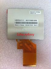 """3.5"""" Pantalla LCD para LQ035NC111 1z3h0#"""