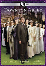 MASTERPIECE: Downton Abbey: Series One (DVD, 2014, 3-Disc)  **BRAND NEW, SEALED*