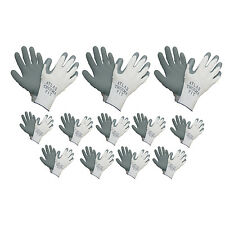 Atlas 451 Therma-Fit Cold Weather Insulated Rubber Medium Work Gloves, 24-Pairs