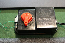LIONEL TRANSFORMER POWER SUPPLY FOR DISNEY MICKEY'S MOUSE WORLD TOUR TRAIN SET