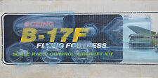 B-17F FlyingFortress CANOPY 77 in. wingspan. PLEASE READ THRU OUT DESCRIPTION