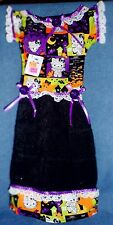 **NEW** Handmade Hello Kitty Halloween Oven Door Dress Kitchen Hand Towel #438
