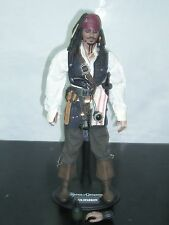 "Hot Toys MMS57 Cannibal King Jack Sparrow 12"" figure 1/6 scale INCOMPLETE"