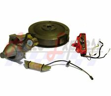 NEW HONDA GX200 6.5HP ELECTRIC START KIT STARTER MOTOR & SOLENOID ON/OFF SWITCH