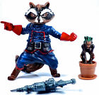 Marvel Universe 2011 ROCKET RACCOON & GROOT (GUARDIANS OF THE GALAXY SET) Loose