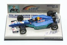 MINICHAMPS RED BULL SAUBER FORD LAUNCH VERSION 1996 FRENTZEN HHF 1:43