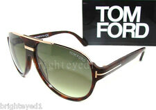 Authentic TOM FORD Dimitry Aviator Sunglasses FT 334 - 56K *NEW*