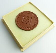 Meissen Medaille: VKSK Ehrenplakette zum 20. Jahrestag 1959-1979, Orden2765