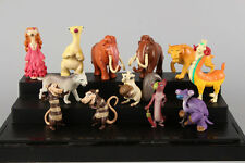 Set of 12 Ice Age 4 Figure Play Set PVC Figure Collection Toys 2 INCHES