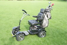 ELECTRIC GOLF BUGGy ride on