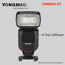 Yongnuo YN968EX-RT Wireless TTL Master Flash Speedlite for Canon 500D 550D  40D