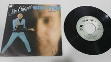 "BOB FISH NO CHANCE 1981 MAGNET SINGLE 7"" VINYL SPANISH EDIT RARE!!!"