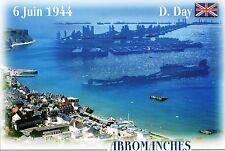 WW2  - CP - Arromanches - Maintenant et en 1944