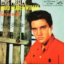 ★☆★ CD Single Elvis PRESLEY - Sountrack : King Creole Hard Headed Woman 2-tr ★☆★