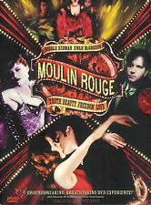 Moulin Rouge ~ Nicole Kidman Ewan McGregor ~ 2-Disc DVD THX ~ FREE Shipping USA