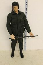 LOOSE Sylvester Stalone as Rambo 12in Figure