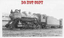 6G828 RP 1946/60s SOUTHERN RAILROAD ENGINE #838 CENTRALIA IL