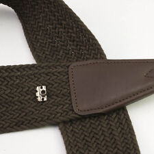 Brown Wide Woven Cotton Cam-in DSLR Camera Strap CAM8603 UK Stock