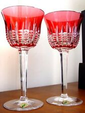 Waterford Crystal SIMPLY PINK Goblets - NEW in BOX!