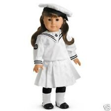 American Girl Samantha's Retired Middy Outfit Dress Brand New In Box!