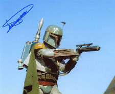 Star Wars Return of the Jedi DICKEY BEER Boba Fett Autograph UACC & AFTAL DEALER