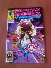 CAPITAN AMERICA & I VENDICATORI nr 31 STAR COMICS 1991 MARVEL ALPHA FLIGHT