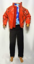 Michael Jackson Beat It Doll Outfit no socks or shoes