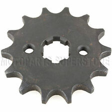 428 Chain Front Sprocket 14 Tooth 50 70 90 110 125cc 150cc ATV Dirt Bike Go Kart