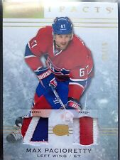 2014-15 Artifacts Max Pacioretty Dual Patch Spectrum /15